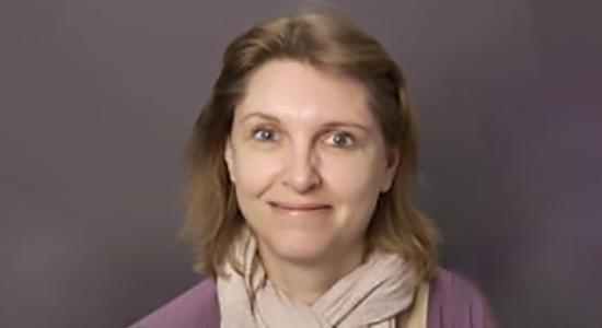 Group leader, Susanne Kaae
